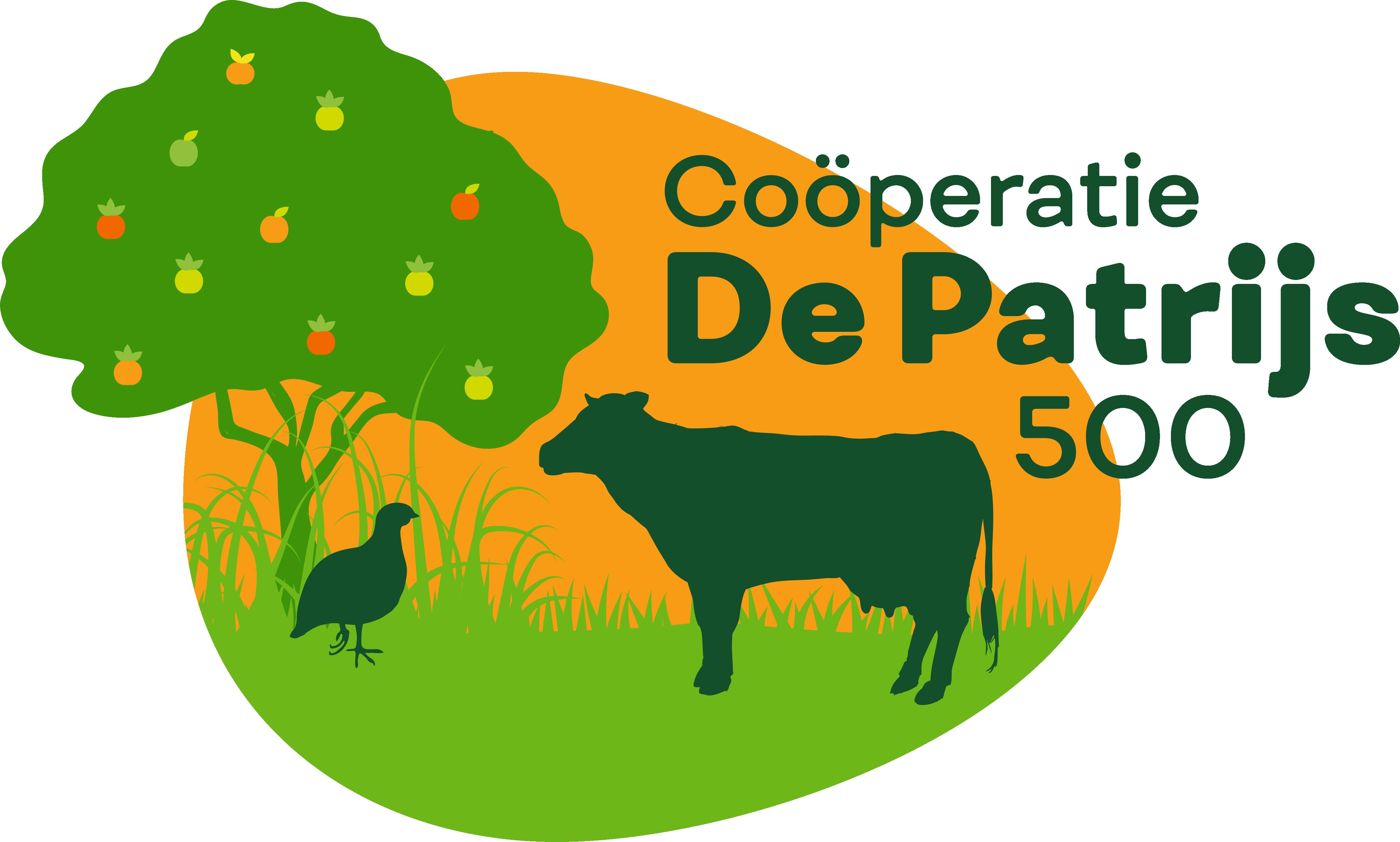 logo Coöperatie De Patrijs RGB